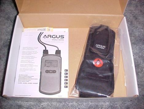 argus battery tester manual